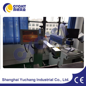 Cyc Portable Fiber Laser Marking Machine pictures & photos