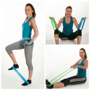 Custom Resistance Exercise Band Loop/Sports Bands pictures & photos
