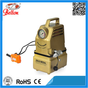 Super Pressure Remote Control Electric Hydraulic Pump Be-Cte-25AG pictures & photos