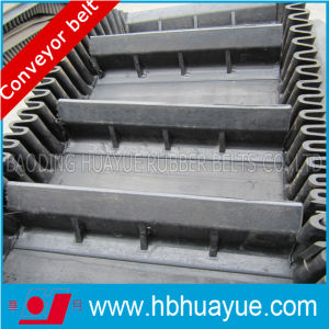 Corrugated Sidewall Conveyor Belt Bw300mm-1400mm pictures & photos