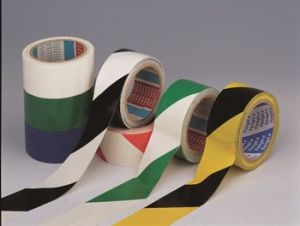 PVC Warning Tape for Warning Hazardous Areas pictures & photos