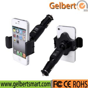Gelbert Professional Export Car Cigarette Plug Charge Phone Holder pictures & photos