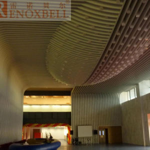 Custom Aluminum Honeycomb Panels for Special Ceiling Decoration pictures & photos