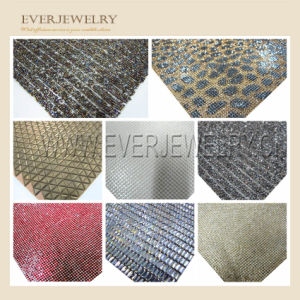 24*40hot Sale Bling Bling Crystal Rhinestone Mesh Trimming Hot Fix Transfer Sheet pictures & photos
