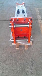 Silence Type Zy1350 Hydraulic Rock Breaker for Excavators Parts pictures & photos