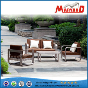 Cozy Polywood Garden Furniture with Aluminum Frame pictures & photos