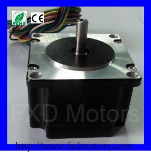 57mm 1.8 Deg Hybrid Stepper Motor with ISO9001 Certification pictures & photos