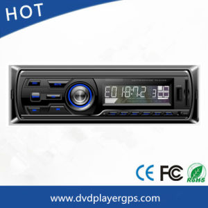 Universal One DIN Car MP3 Player/Auto Player with CE Approved pictures & photos