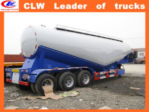 Factory 30 Tons Bulk Cement transportation Semi Trailer pictures & photos