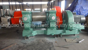 China Top Quality Rubber Cracker / Rubber Cracker Mill (CE/ISO9001) pictures & photos