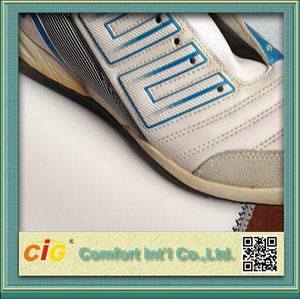 Hot Sell Football Shoe Leather Material pictures & photos