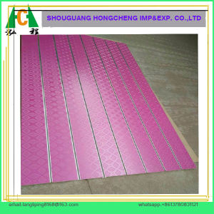 Melamined Slotte MDF for Sale pictures & photos
