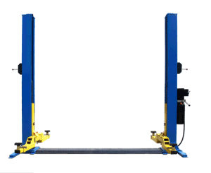 Ce Proved High Quality Two Post Car Lift pictures & photos