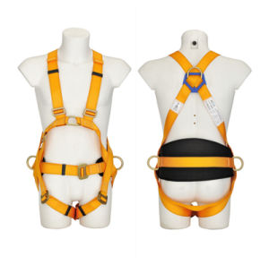 Safety and Full Body Harness Safety Belt Work Harness pictures & photos