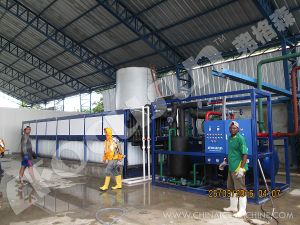 China Leading Ice Making Machine Maker pictures & photos