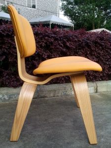 Upholstered Bent Plywood Chair (TDC-192 upholstered)