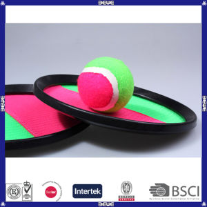 Cheap Price Sports Toys Plastic OEM Logo Catch Ball Racket pictures & photos