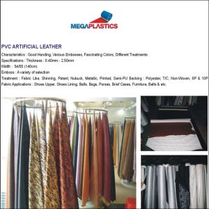 Leopard Printing Leather From Guangzhou Synthetic Leather Factory PVC Synthetic Leather Raw Material pictures & photos