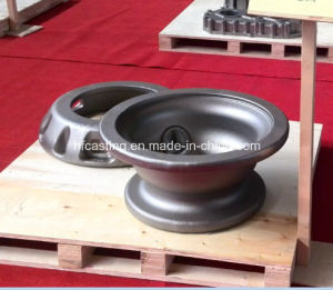 Ductile Iron Casting, Sand Casting, Casting Parts, Wheel Casting Parts, Cnh Agricultural Machinery Parts pictures & photos