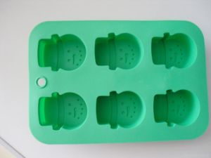 Food Grade Cheap Good Quality Silicone Rubber Bakeware pictures & photos