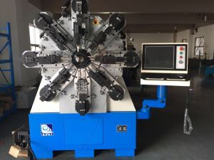 Multi-Functional Computer Spring Machine & Wire Bending Machine with 12 Axis pictures & photos