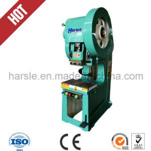 J23 Series Manual Punching Machine Manufacturer 10 Ton Punch Press Machine pictures & photos