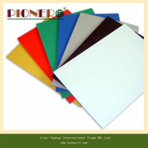 White High Density Waterproof PVC Foam Board pictures & photos