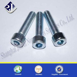 ASME 1/2 Zinc Finished Socket Screw in Good Price pictures & photos