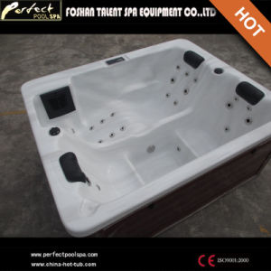 Jacuzzi Outdoor SPA/Multi-Color LED Lighting Massage Hot Tub