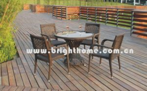 Leisure Ways Outdoor Chair and Tables (BP-372) pictures & photos
