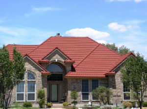 Stone Coated Steel Metal Roofing Tiles pictures & photos