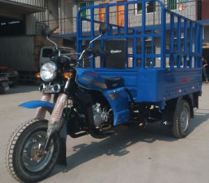Zongshen Engine 250cc Water-Cooling Tricycle for Farming Motorcycle pictures & photos