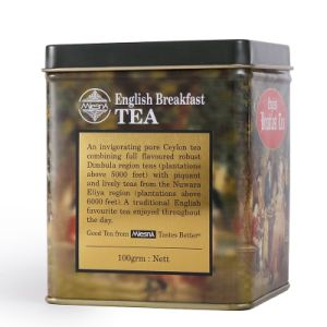 100g Breakfast Tea Tins pictures & photos