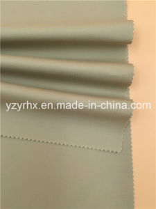 Finished Fabric Cotton / Spandex Twill Peach Stretch Beige pictures & photos