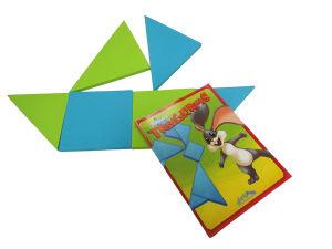 EVA Foam Tangram, EVA Jigsaw Puzzle