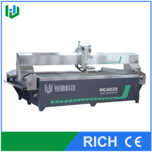 Waterjet Cutting Machine with Table Size 4000*2000mm pictures & photos