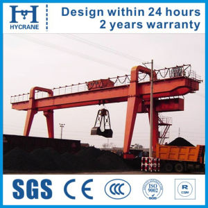 Double Girder Heavy Duty Gantry Crane