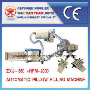 Non Woven Fiber Pillow Making Machine pictures & photos