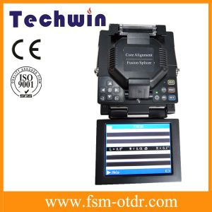 Techwin Optical Alignment Fusion Splicer pictures & photos