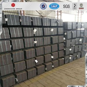 Special Steel Grating--Serrated I Type Flat Bar pictures & photos