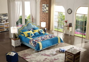 High Quality Bedding Set with Nice Pattern (A793( pictures & photos