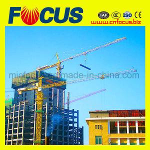 Reliable Performance Qtz80 Tower Crane pictures & photos