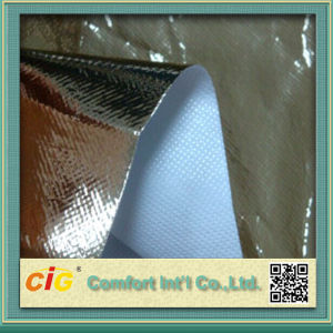 PP Non-Woven Laminated with Aluminium (SAZS01489) pictures & photos