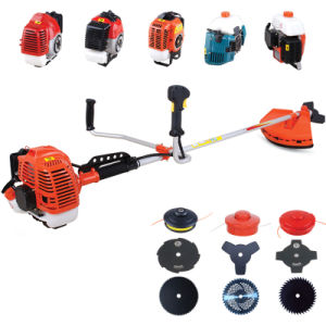 52cc Professional Heavy Duty Gasoline Grass Cutter pictures & photos
