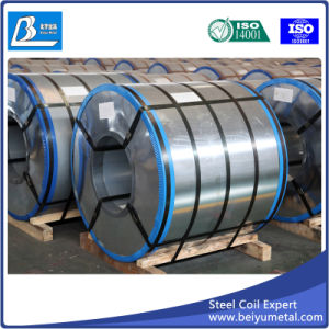 SGCC Dx51d Zinc Coated Hot Dipped Galvanized Steel Coil pictures & photos