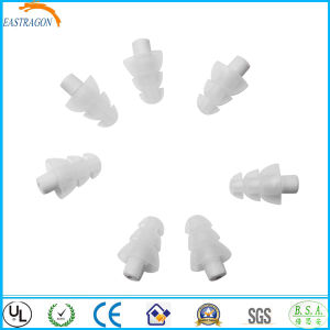 Wholesale Noise Silicone High Quality DJ Music Ear Plug pictures & photos