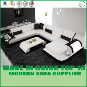 New Design Modern Leather Sofa pictures & photos