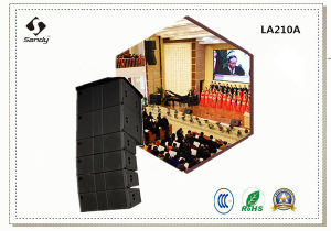 Sandy Brand Luxurious and Beautiful Line Array M210A pictures & photos