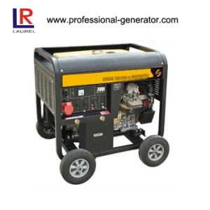 10kw Portable Diesel Power Generator with Double Cylinder pictures & photos