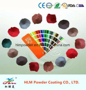 Epoxy-Polyester/Hybird Powder Coating with RoHS Certification pictures & photos